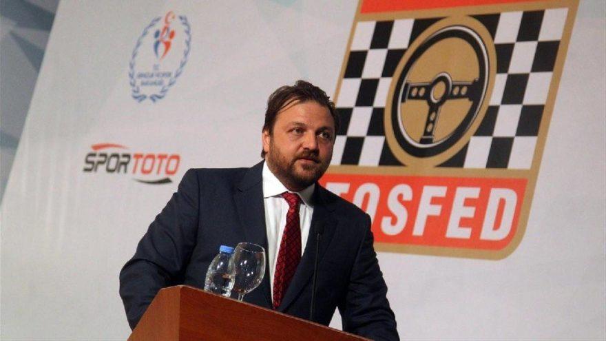 Photo of Serkan Yazıcı, TOSFED Başkanlığı görevinden ayrıldı