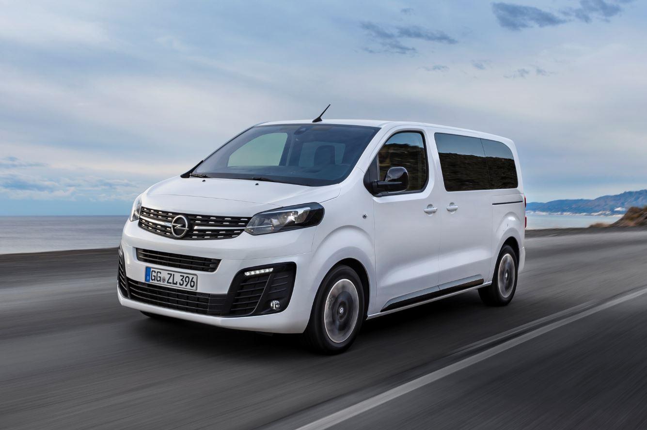 Photo of Yeni Opel Zafira Life tanıtıldı