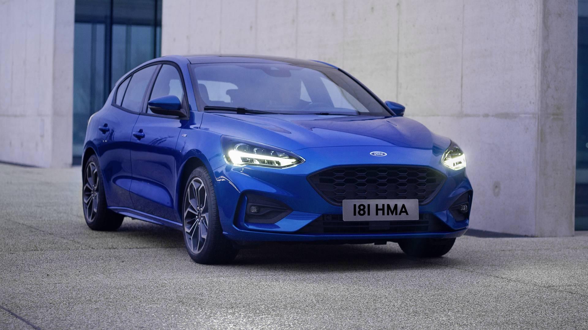 Photo of Yeni Ford Focus 2018'de 12 ödül aldı