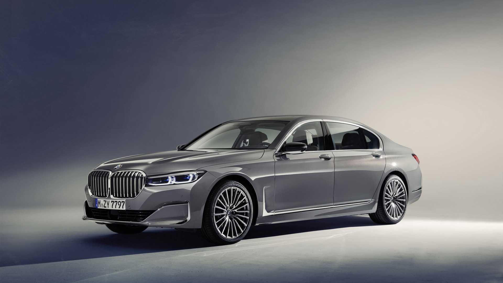 Photo of Merakla beklenen yeni BMW 7 Serisi karşımızda!