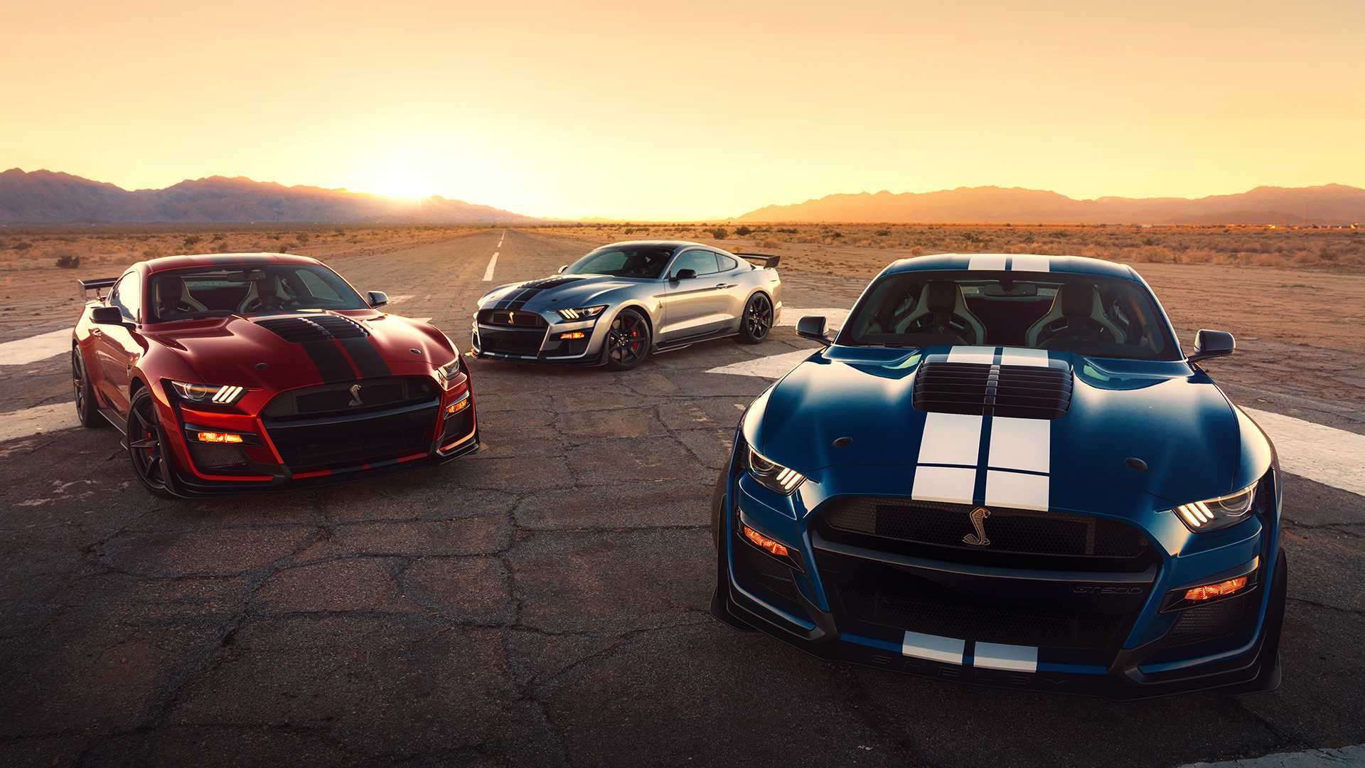 Photo of 2020 Ford Mustang Shelby GT500 duyuruldu!