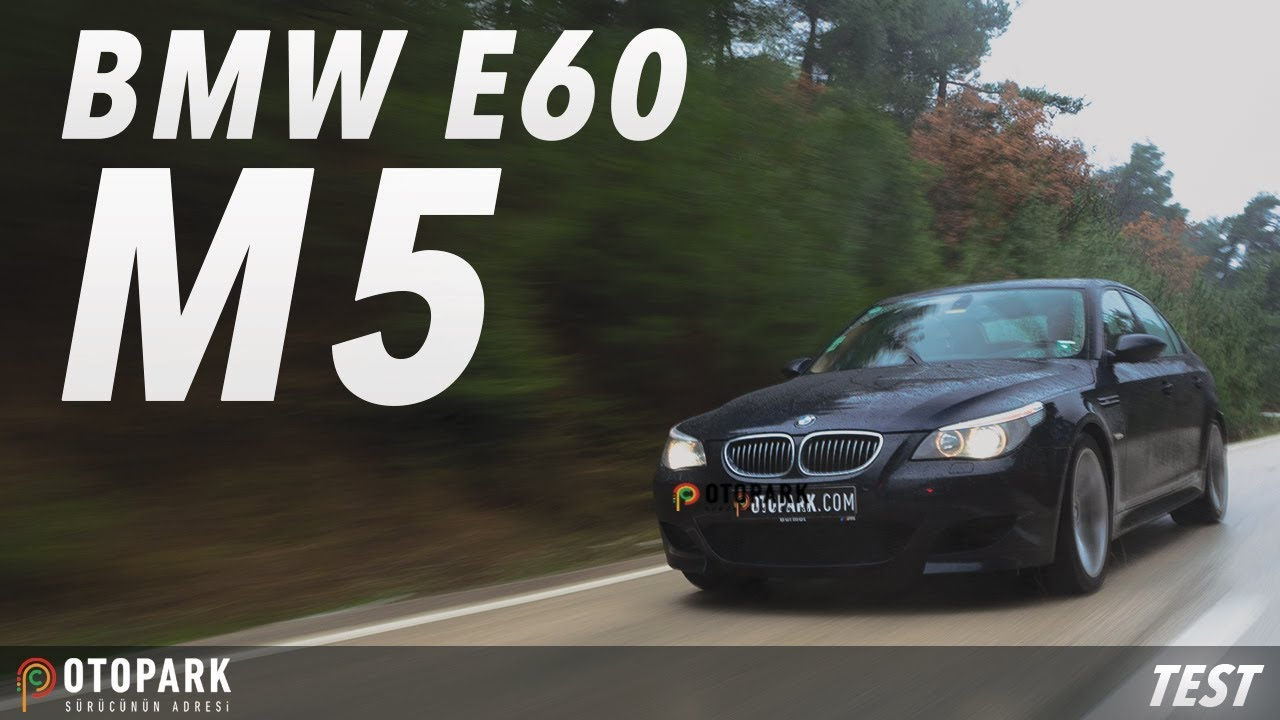 Photo of BMW E60 M5   TEST