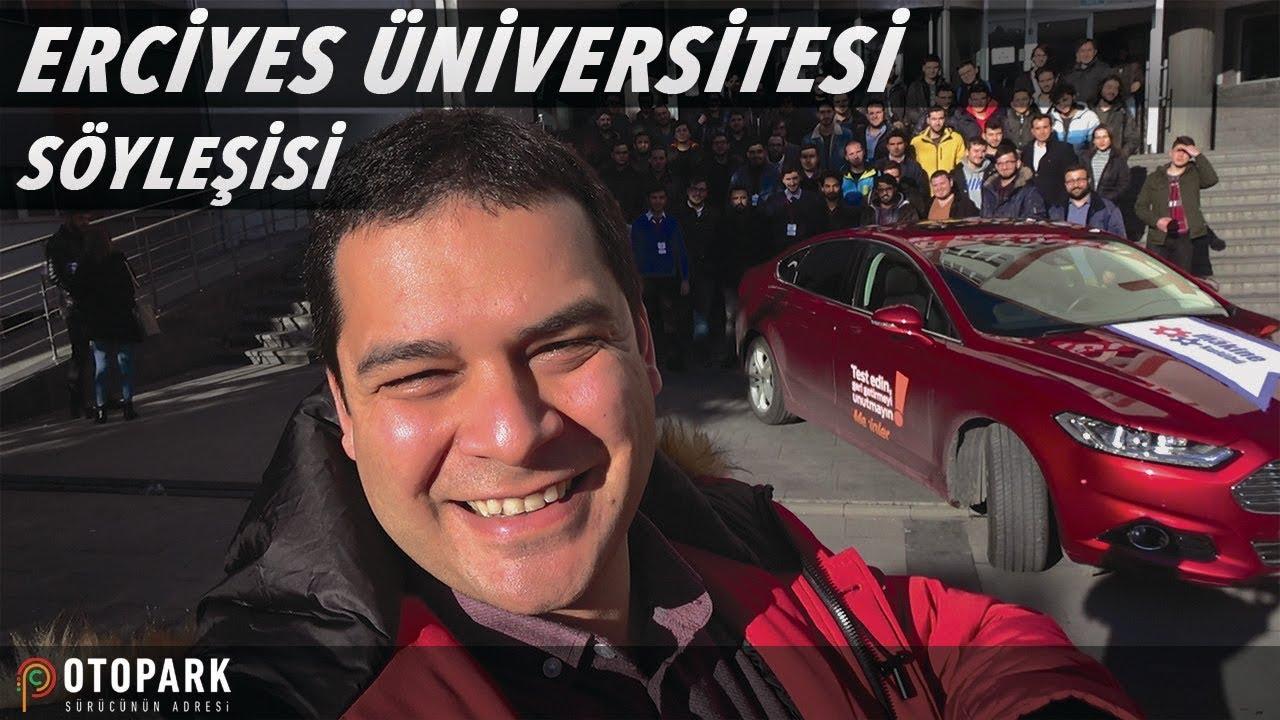 Photo of Erciyes Üniversitesi | Söyleşi