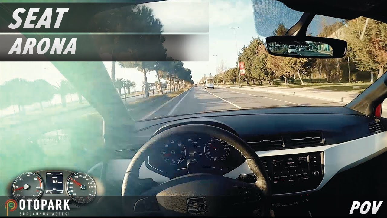 Photo of Seat Arona | POV Test Sürüşü