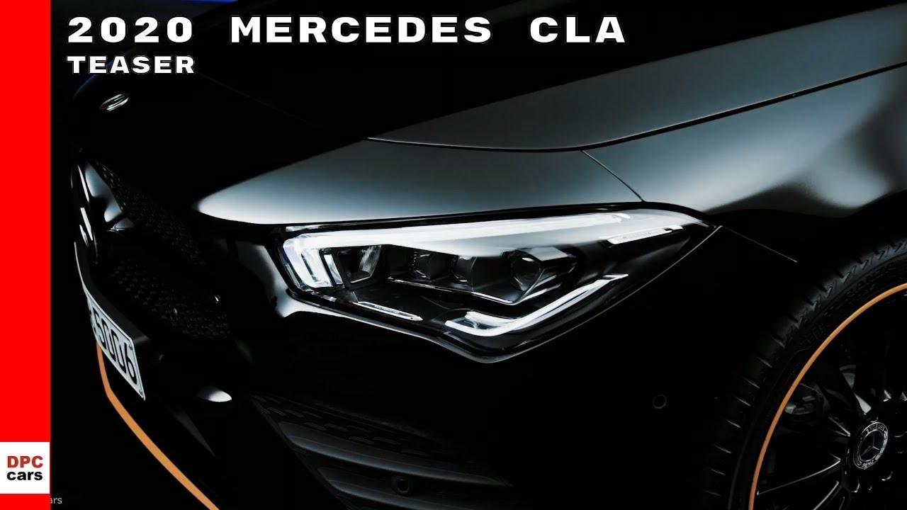 Photo of Yeni Mercedes-Benz CLA Teaser Videosu ile Karşımızda