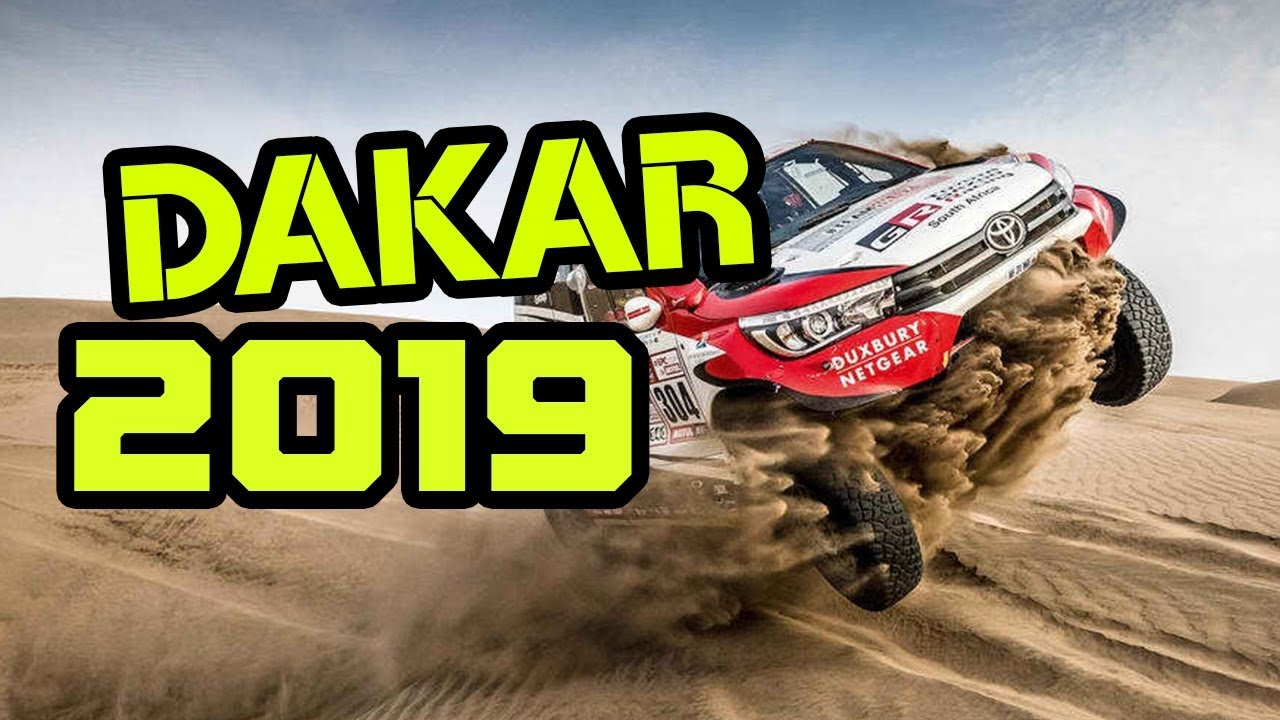 Photo of 2019 Dakar Rallisi'ne start verildi!