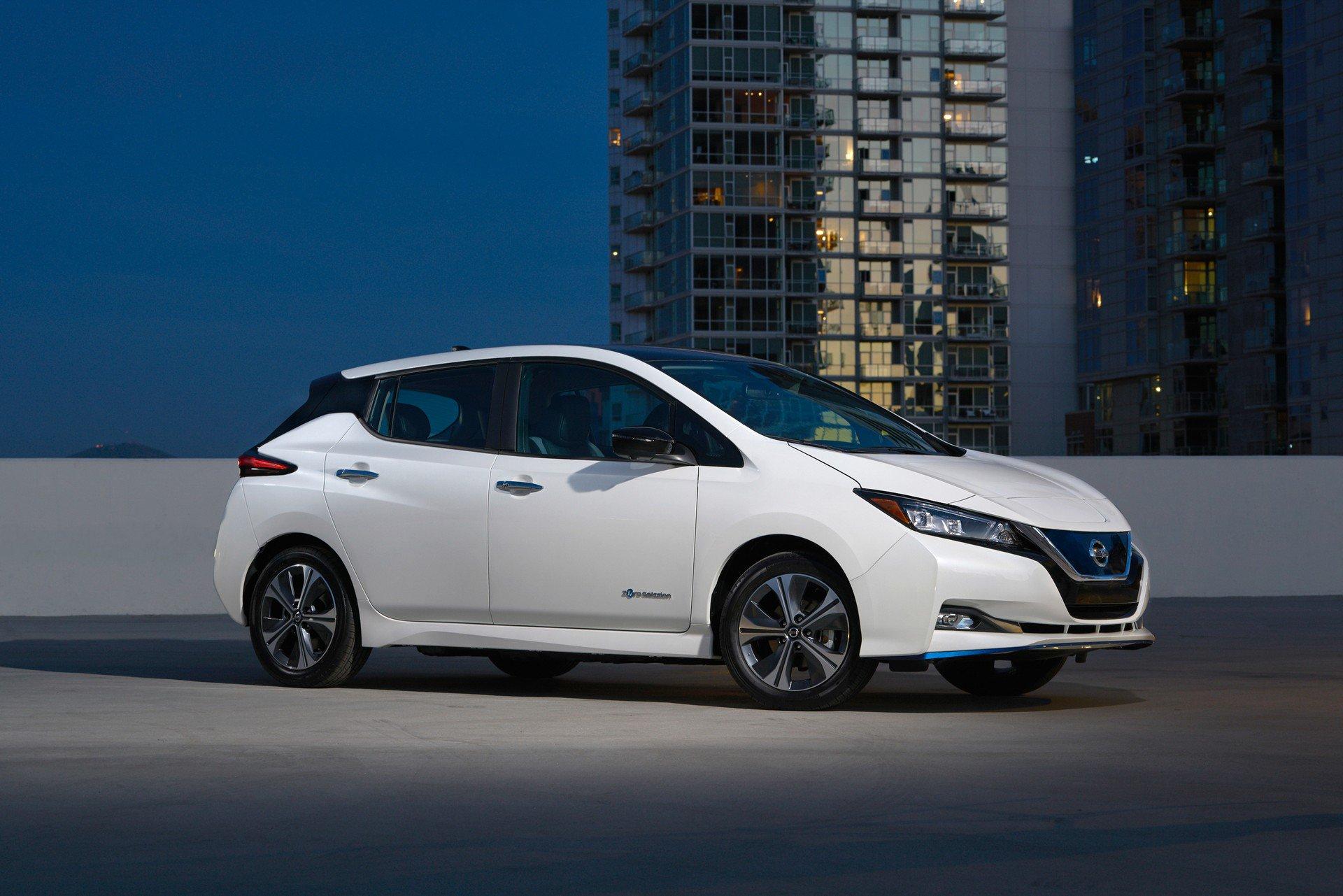 Photo of Nissan Leaf e+, yüksek menzil ve performansıyla tanıtıldı