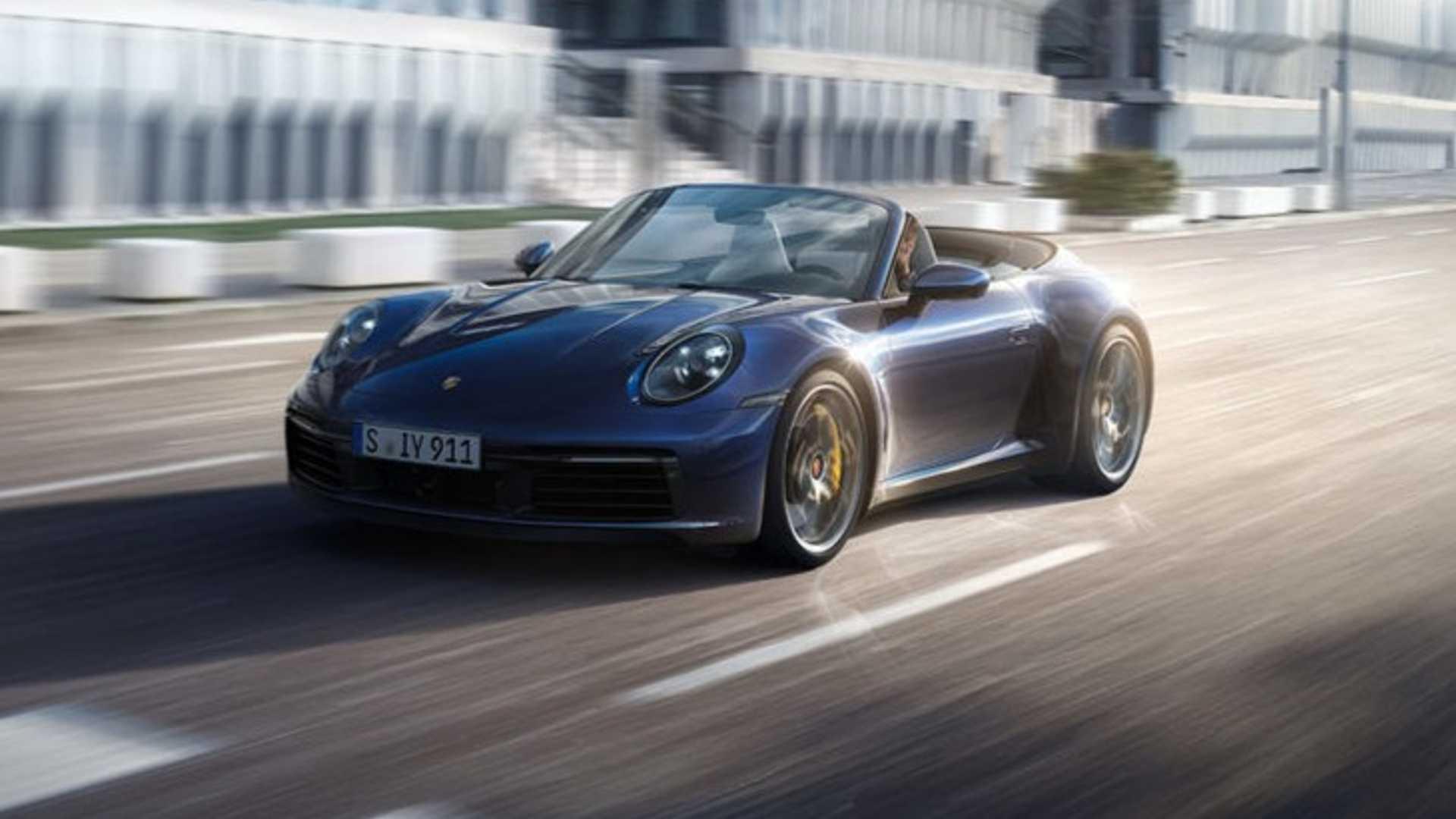 Photo of Porsche'den 2018 yılında tüm zamanların satış rekoru