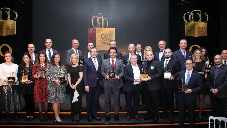 Photo of ODD Gladyatör Ödülleri açıklandı
