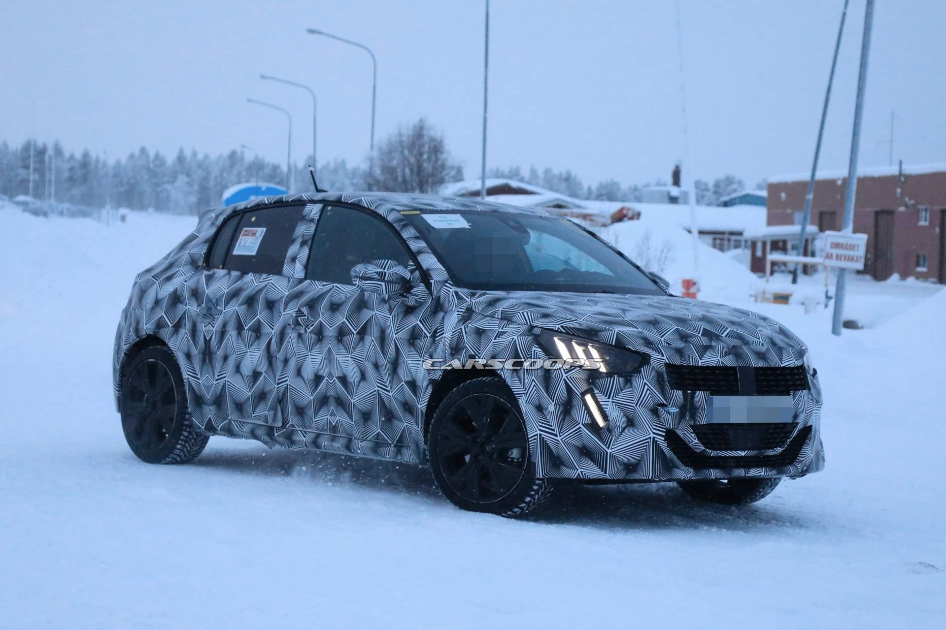 Photo of Elektrik motorlu yeni Peugeot 208 ortaya çıktı!