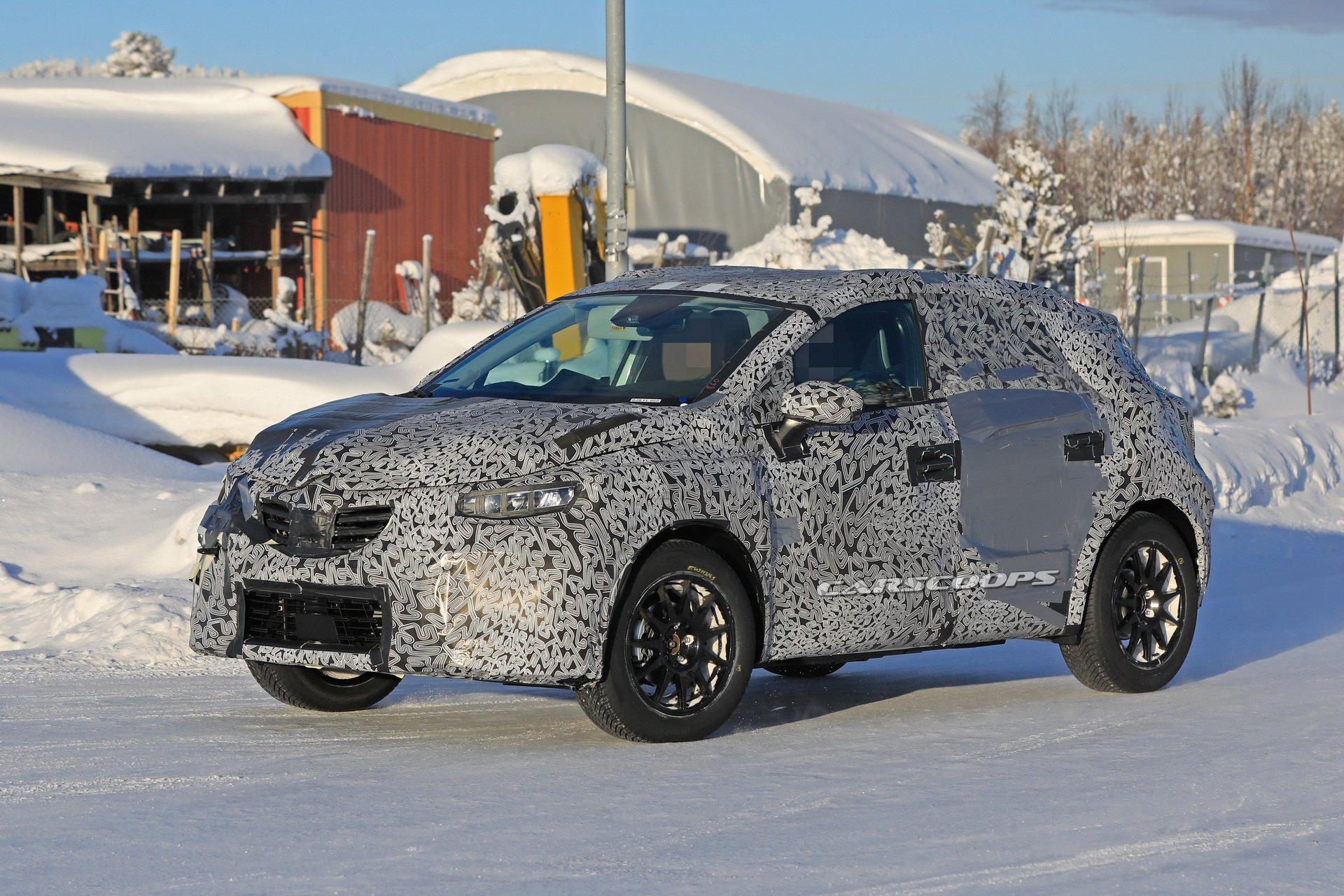 Photo of 2020 Renault Captur kamuflajlı olarak yakalandı!