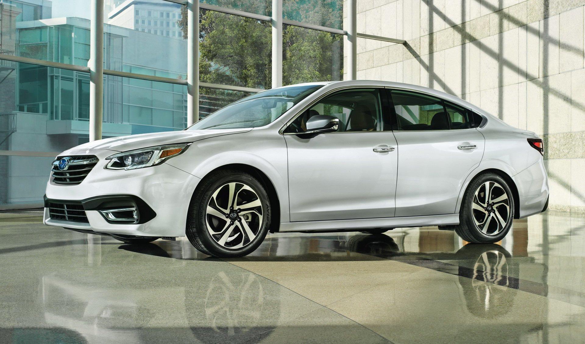 Photo of Yeni Subaru Legacy güçlü motoruyla duyuruldu