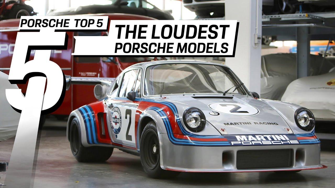 Photo of Top 5 Porsche Serisi: En yüksek sesli modeller (Video)