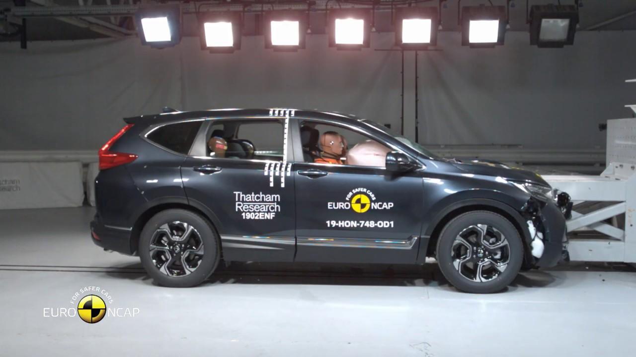 Photo of NCAP, Yeni Honda CR-V için notunu açıkladı (Video)