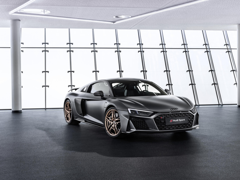 Photo of Audi'den 10'uncu yıla özel R8 serisi: R8 V10 Decennium