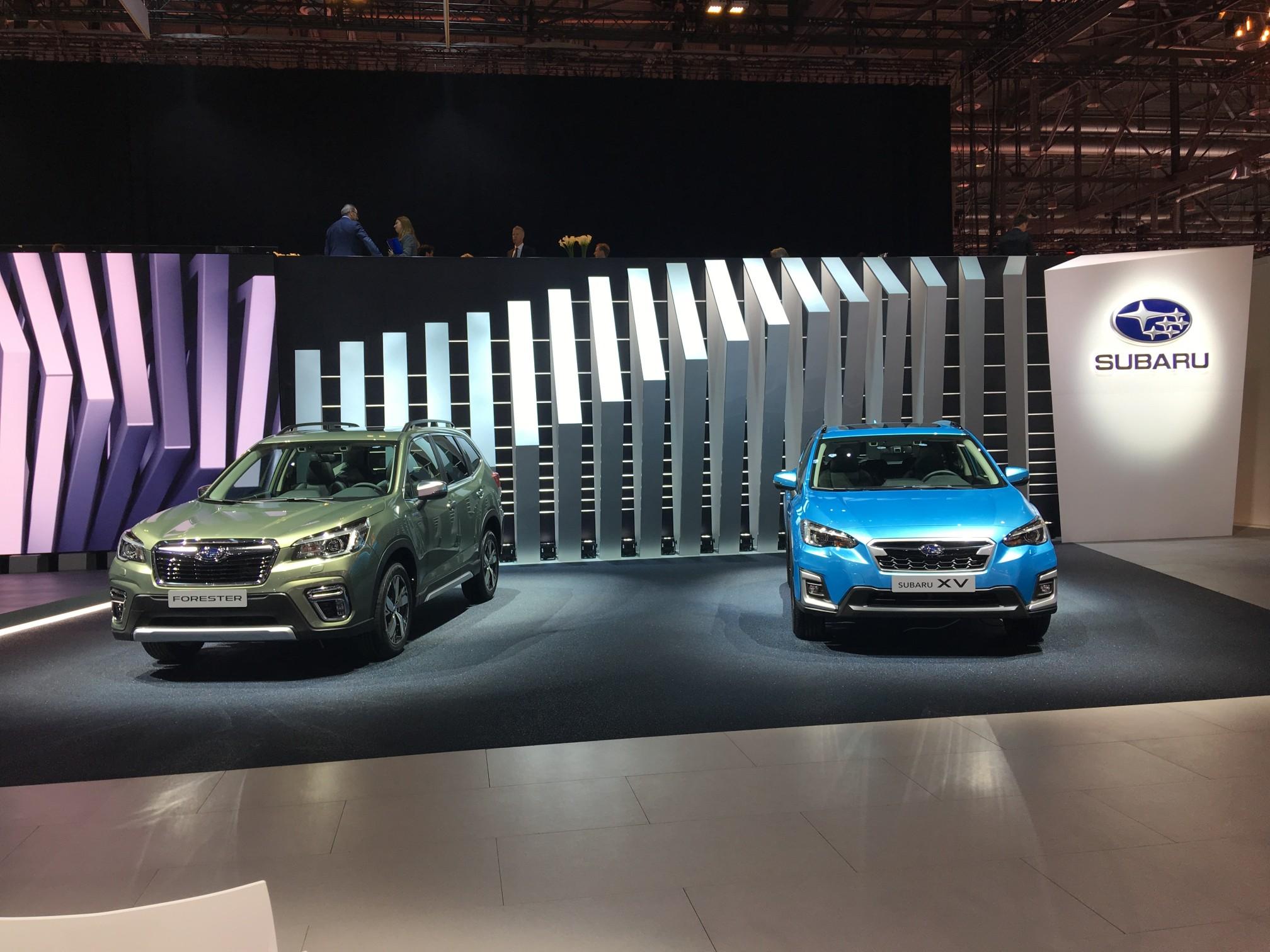 Photo of Tamamen yenilenen Subaru Forester tanıtıldı