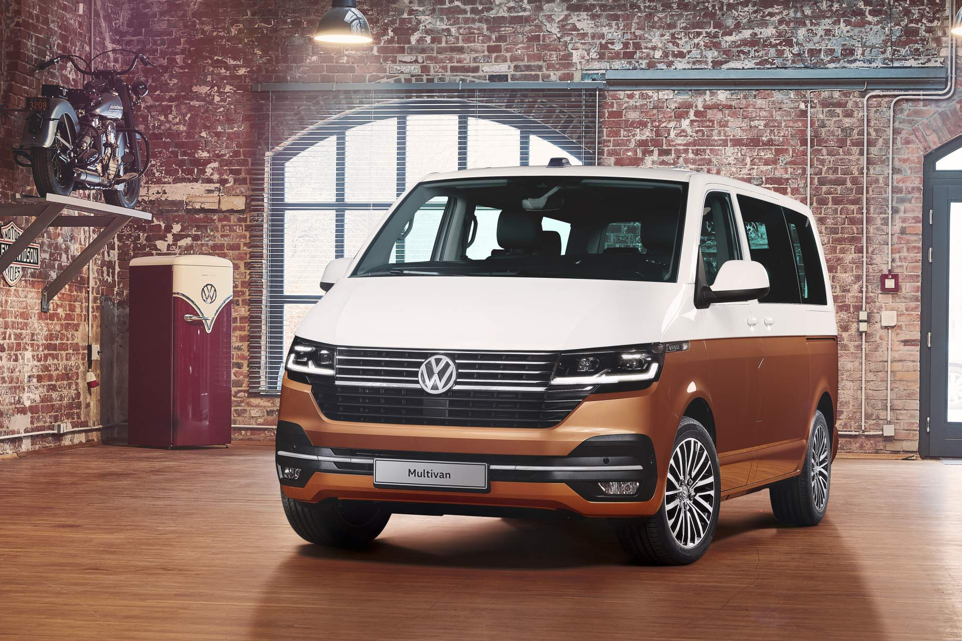 Photo of Volkswagen Transporter ve Caravelle makyajlandı!