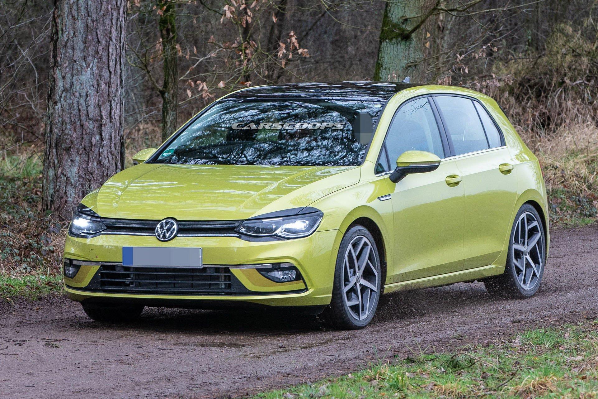 Photo of 2020 Volkswagen Golf bir kez daha görüntülendi!