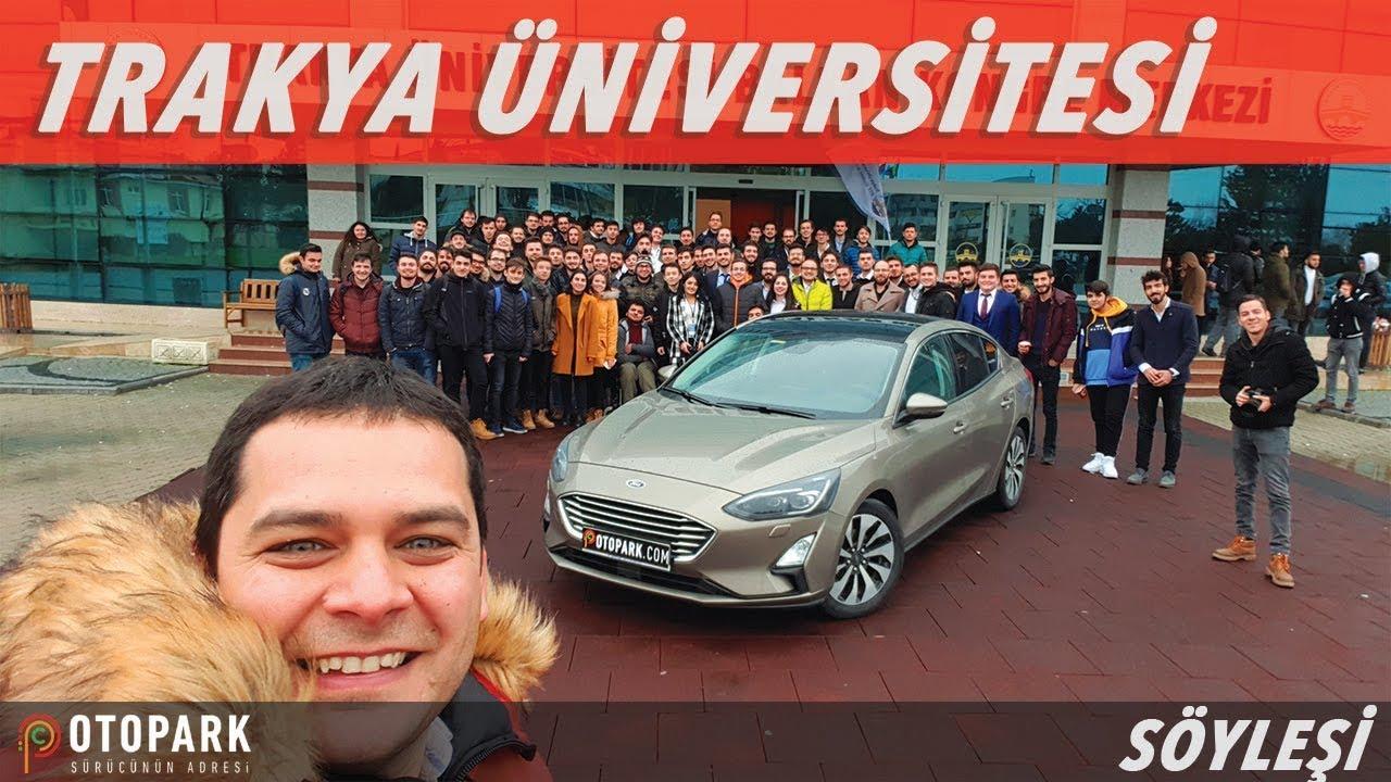 Photo of Trakya Üniversitesi | Fabrika neden chip tuning(yazılım) yapmaz? | Söyleşi