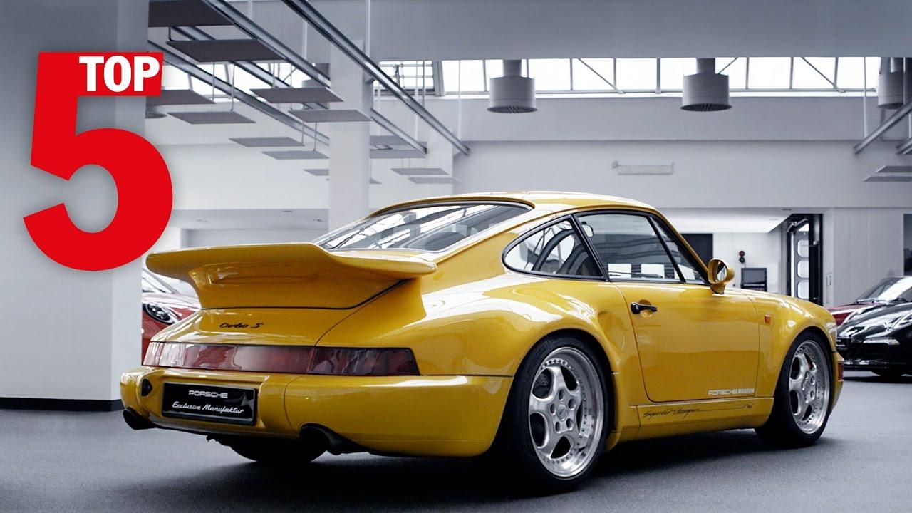 Photo of Top 5 Porsche Serisi: Unutulmayan modeller (Video)