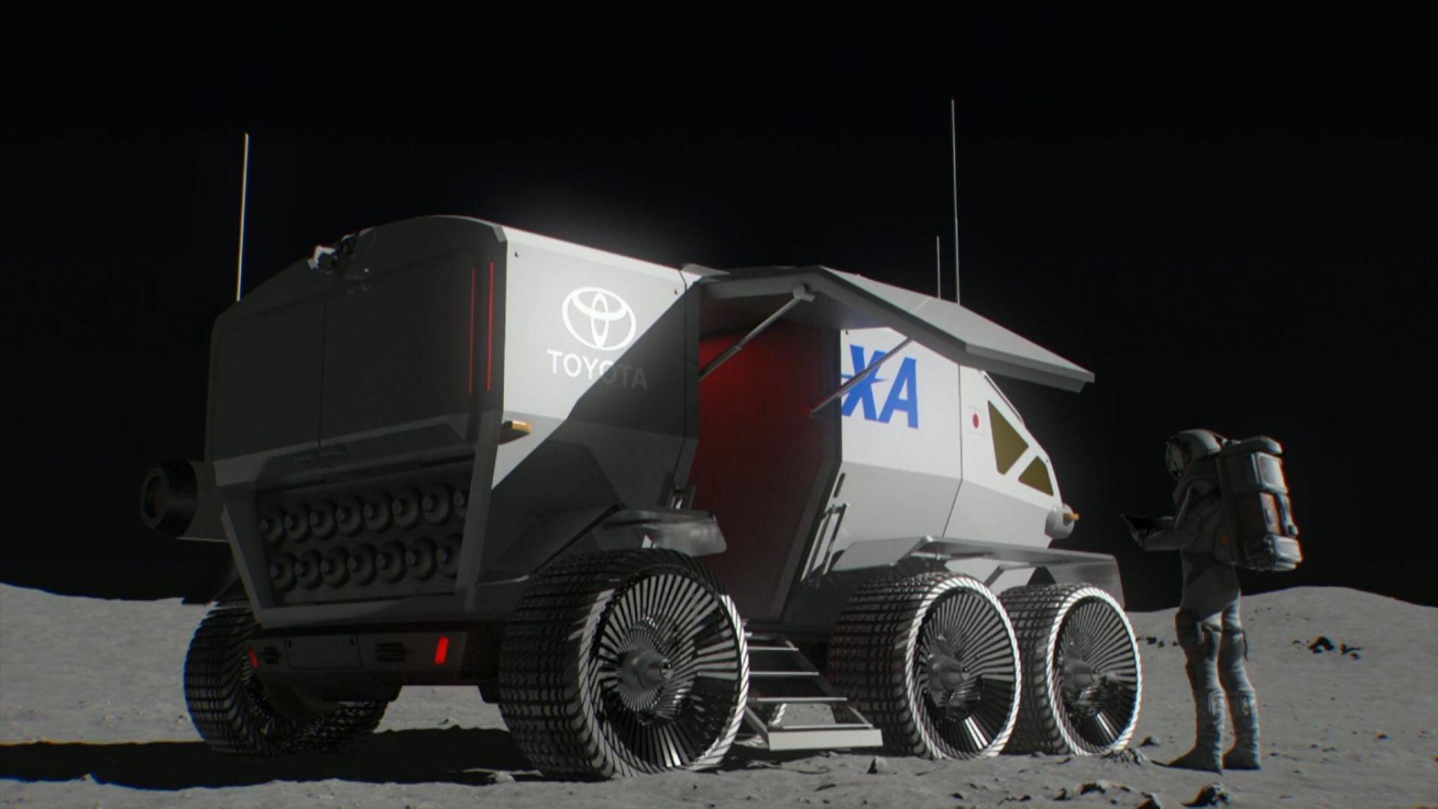 Photo of Toyota uzaya araç göndermeye hazırlanıyor