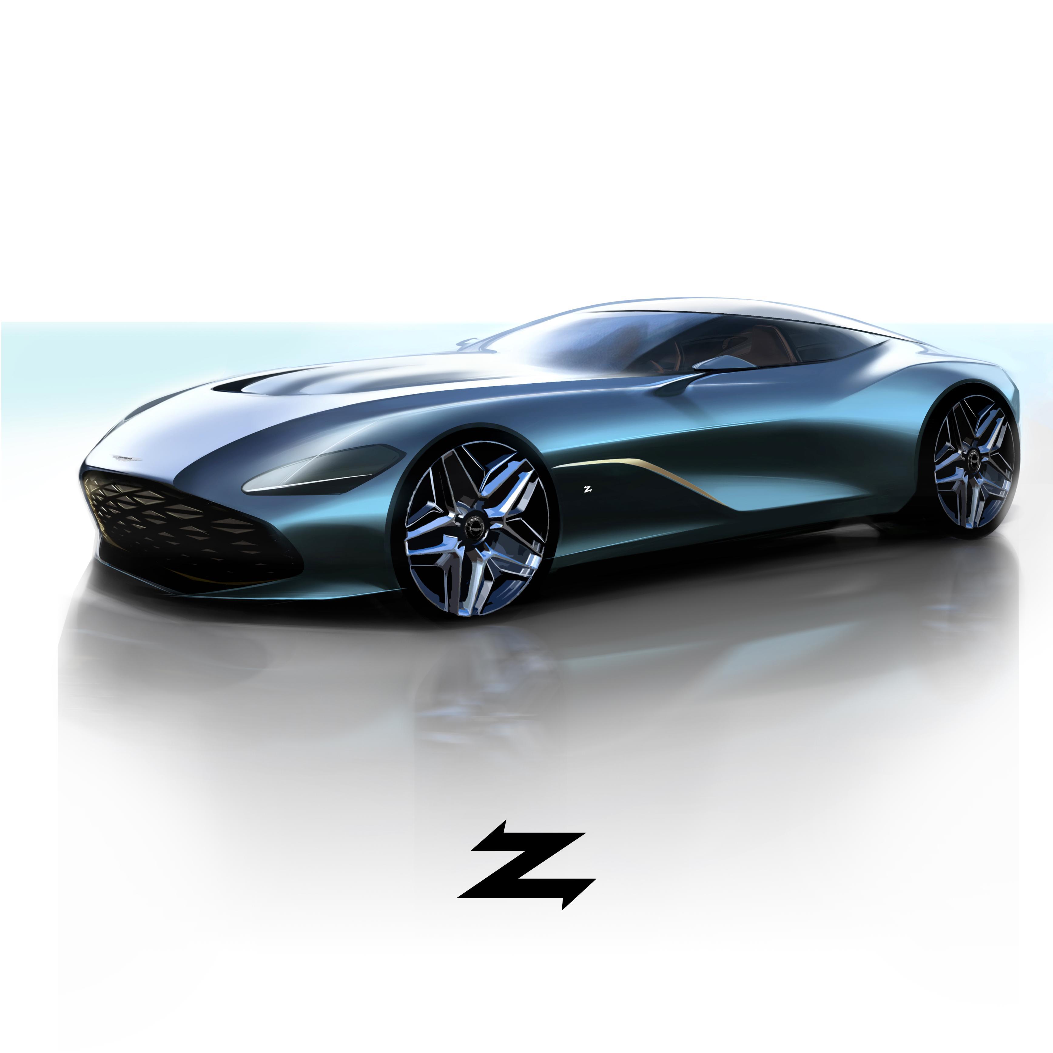 Photo of Tasarımın son noktası; DBS GT Zagato
