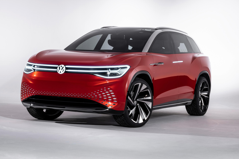 Photo of Volkswagen'den SUV konsepti: ID. ROOMZZ
