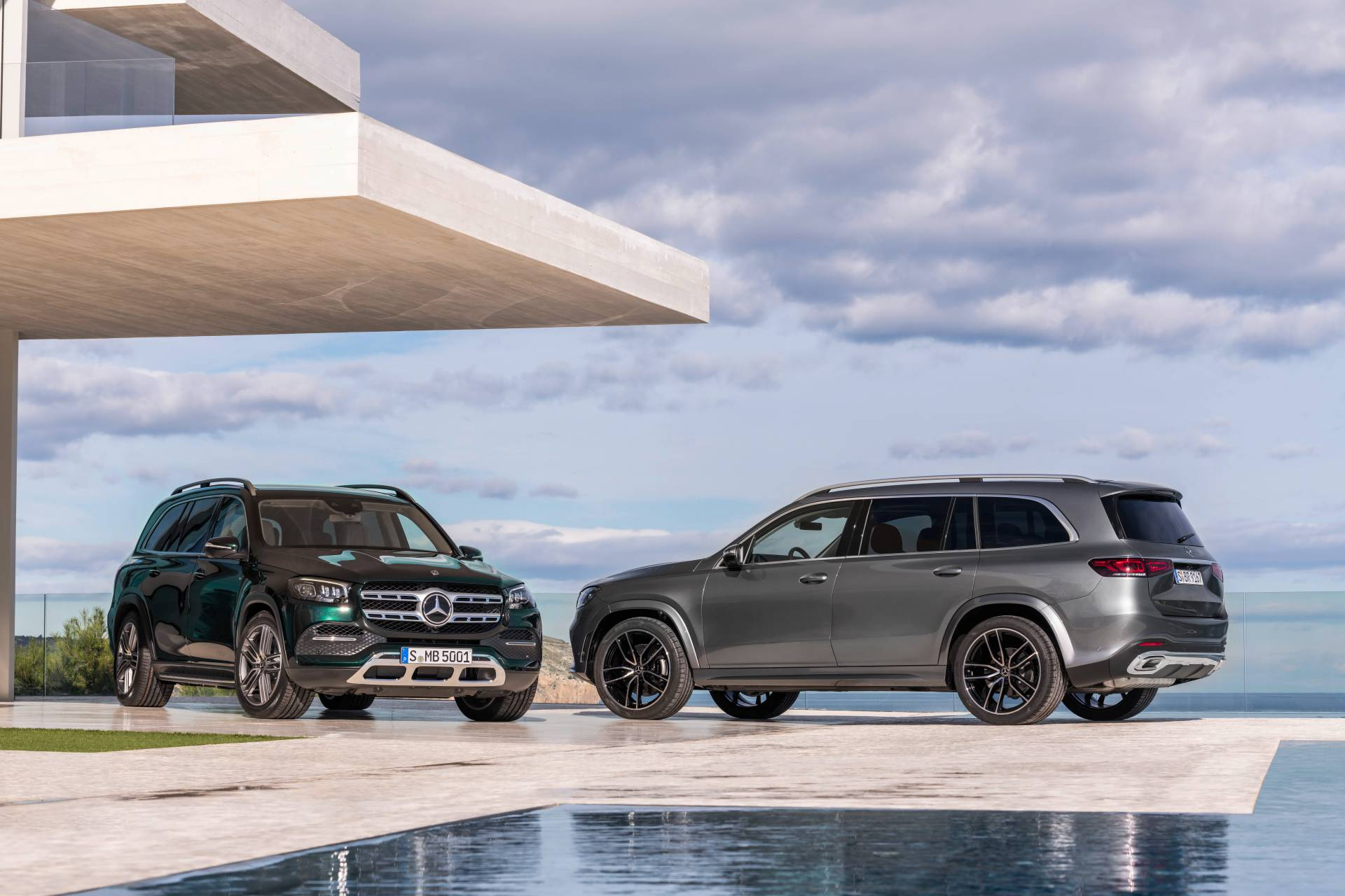 Photo of Lüks ve SUV: 2020 Mercedes-Benz GLS duyuruldu!