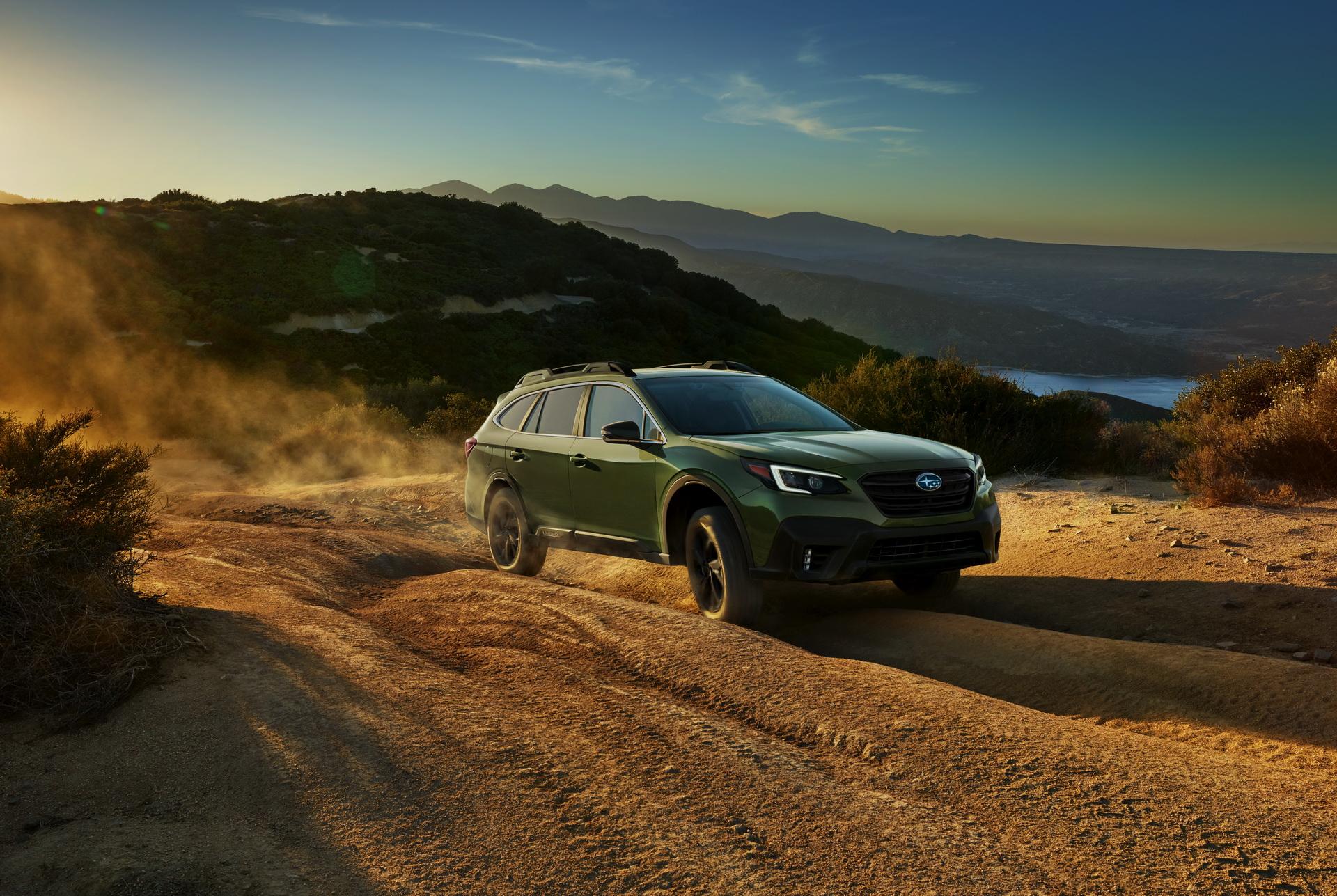 Photo of Yeni Subaru Outback, güçlü motoruyla duyuruldu