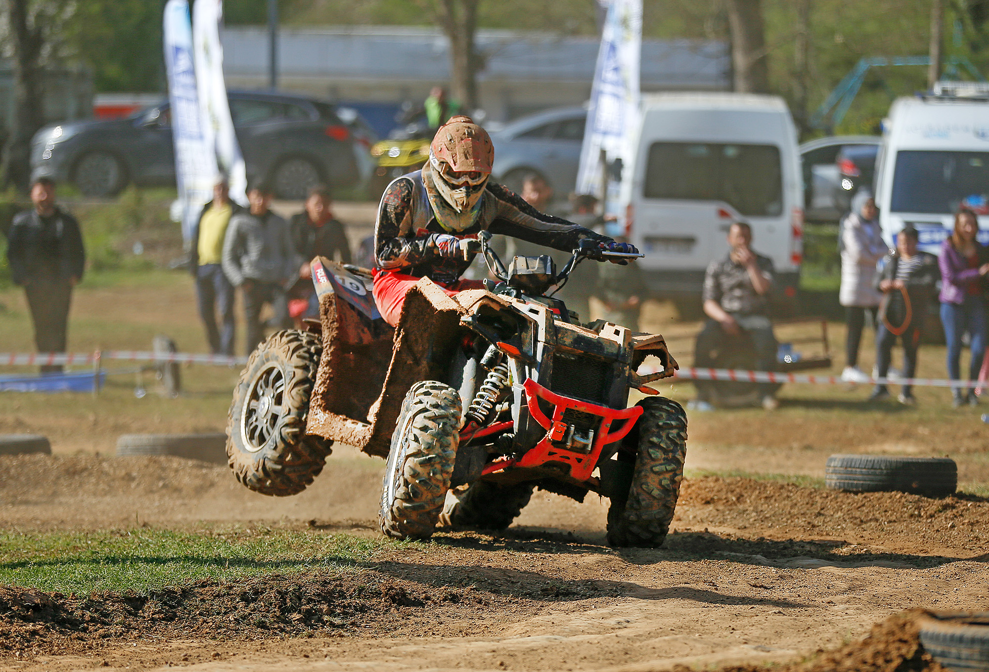 Photo of ATV Challenge seyirciden tam not aldı