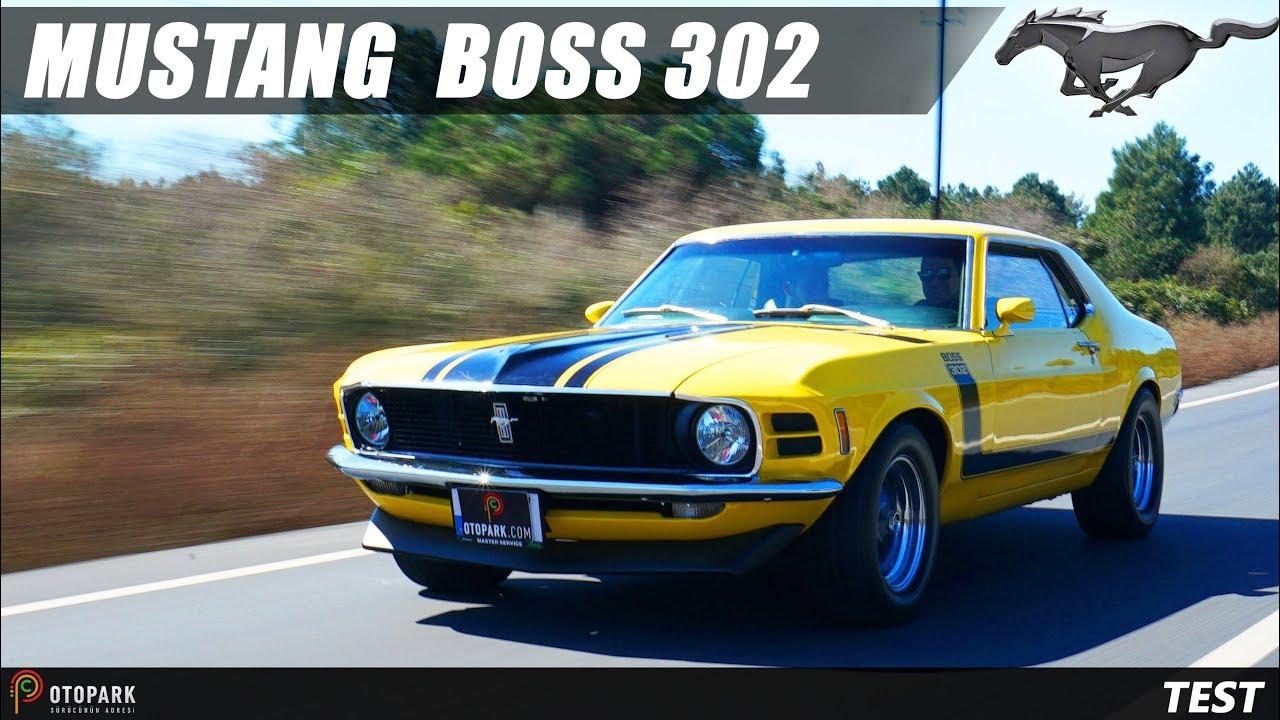 Photo of Ford Mustang Boss 302 Replika | Yarış için Üretildi | EL CLASSICO