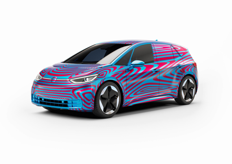 Photo of Volkswagen ID'nin ilk üyesinin adı belli oldu: ID.3