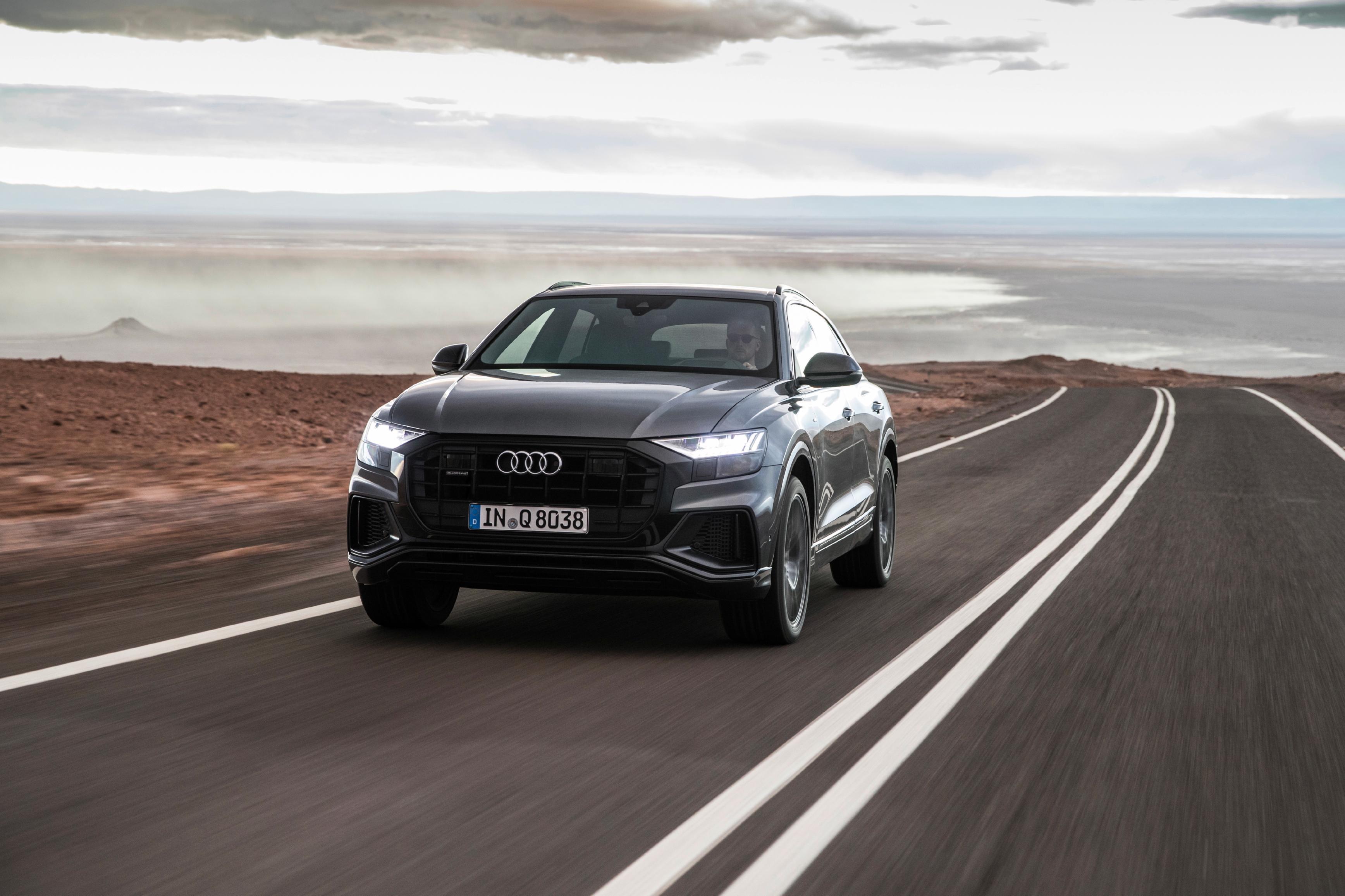 Photo of Q ailesinin yeni yüzü: Audi Q8