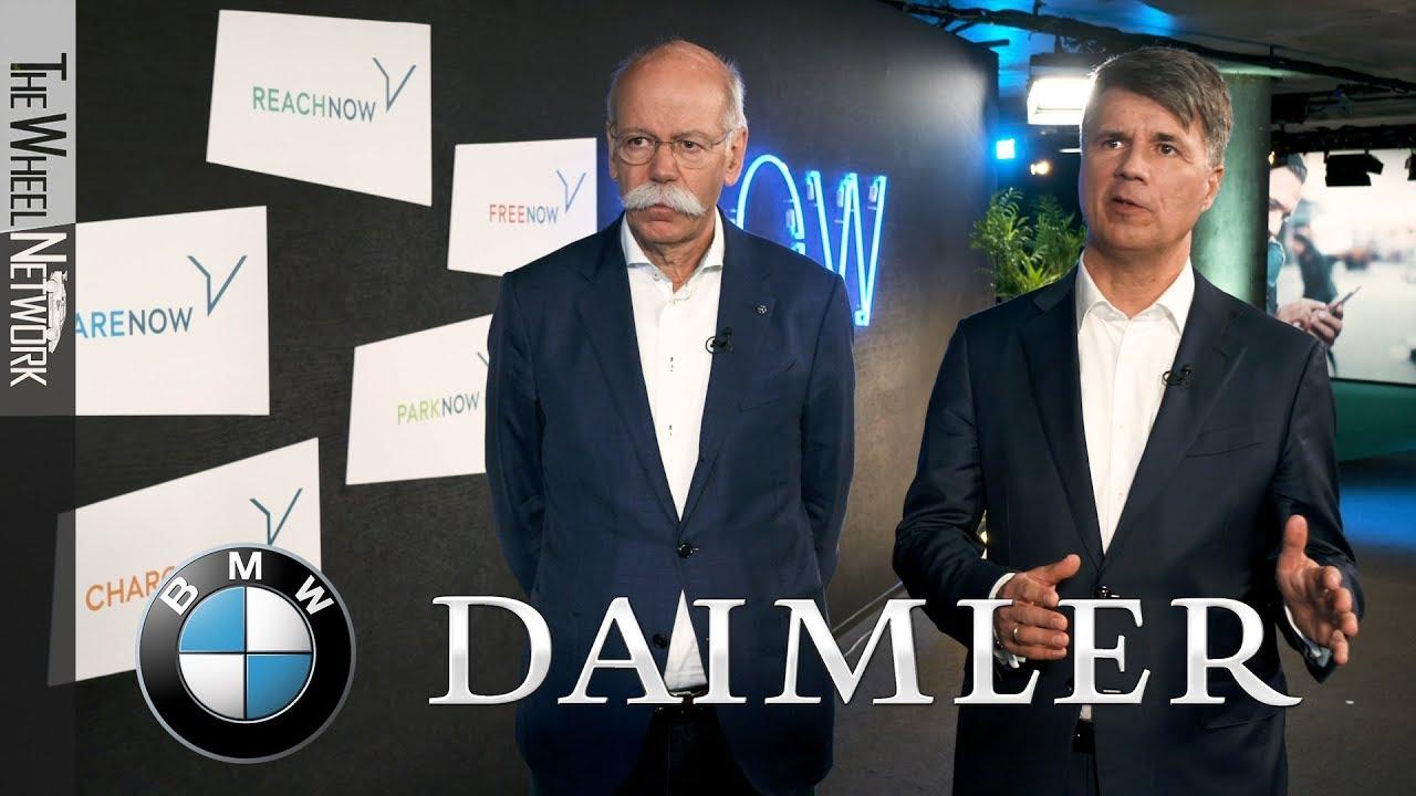 Photo of BMW'den Mercedes CEO'suna göndermeli uğurlama! (VİDEO)