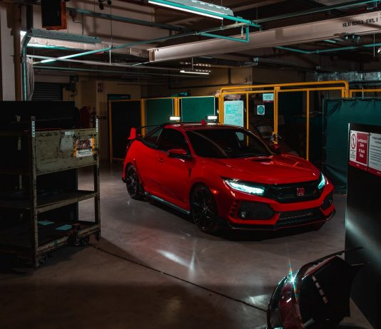 Honda Civic Type-R Project P