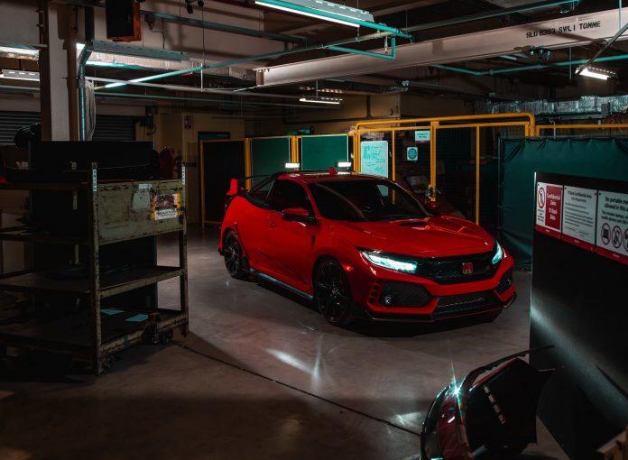 Honda Civic Type-R Project P