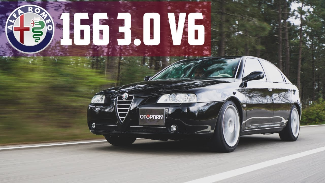 Photo of Alfa Romeo 166 3.0 V6 | TEST