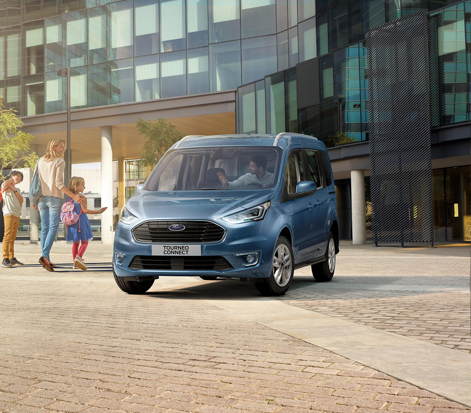 Photo of Yeni Ford Tourneo ve Transit Connect Türkiye'de!