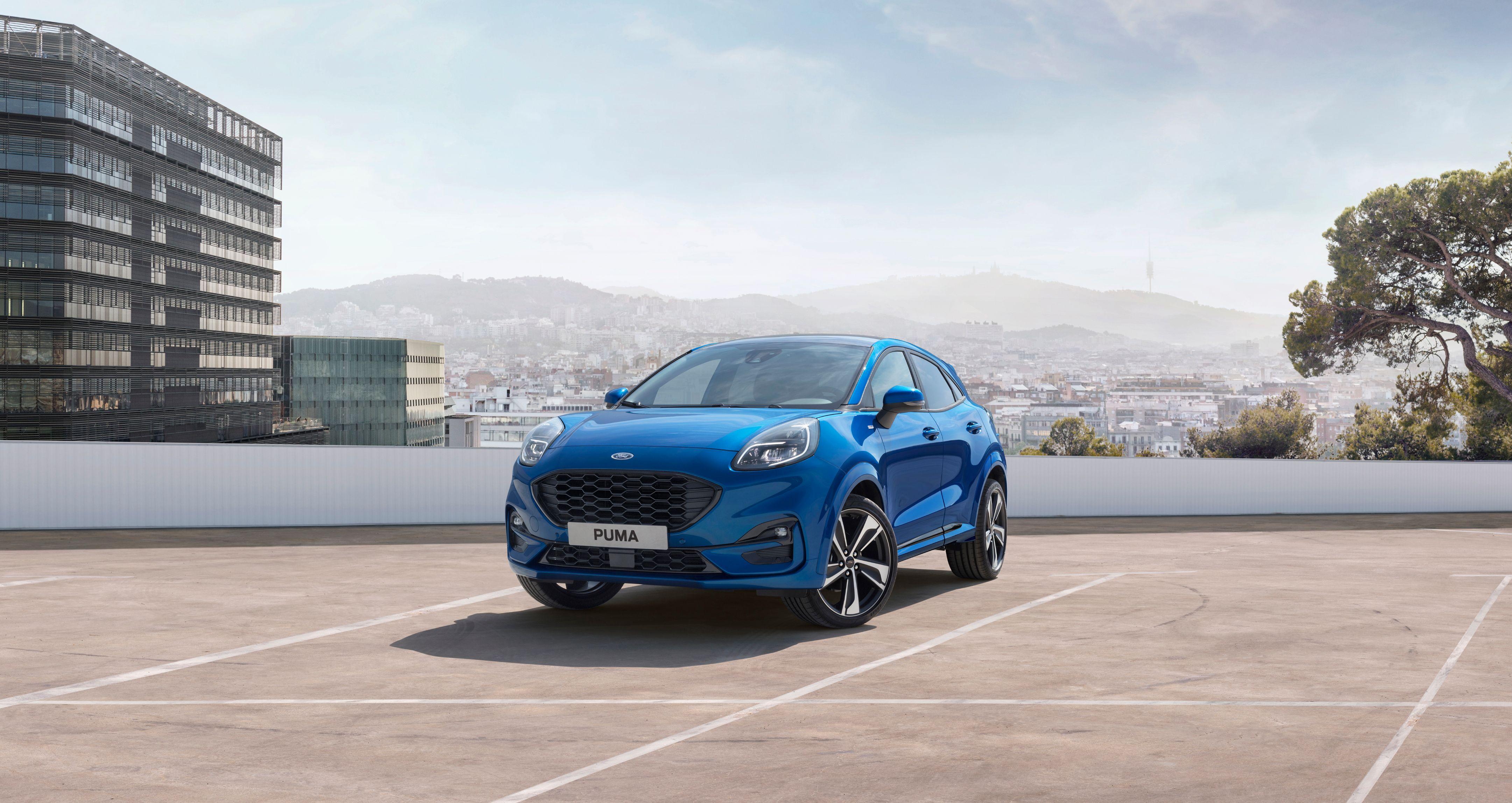 Photo of Karşınzıda Yeni Ford Puma Crossover