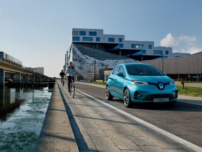 Photo of 2020 Renault ZOE iddialı menziliyle ortaya çıktı!