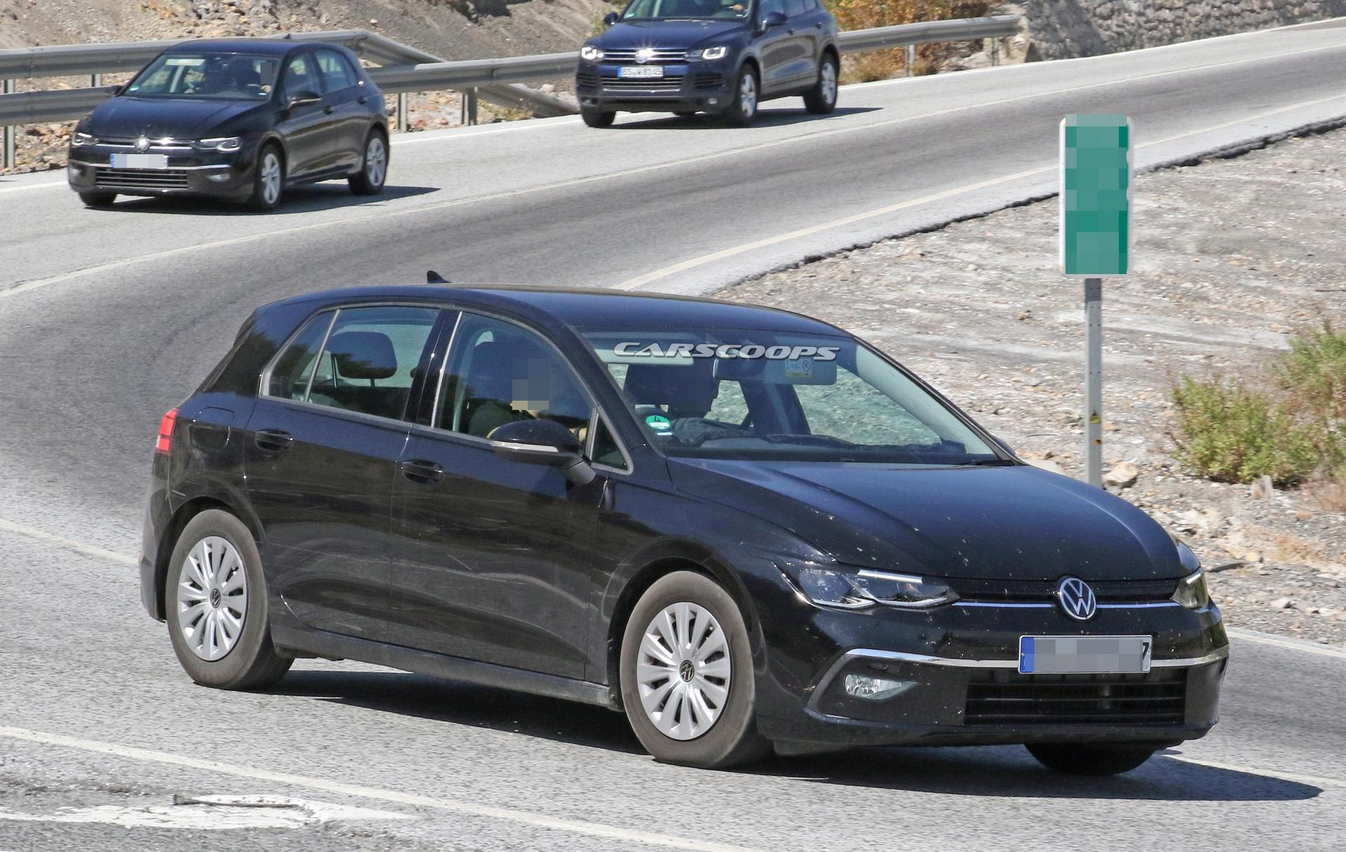 Photo of 2020 Volkswagen Golf'ün iç mekanı görüntülendi