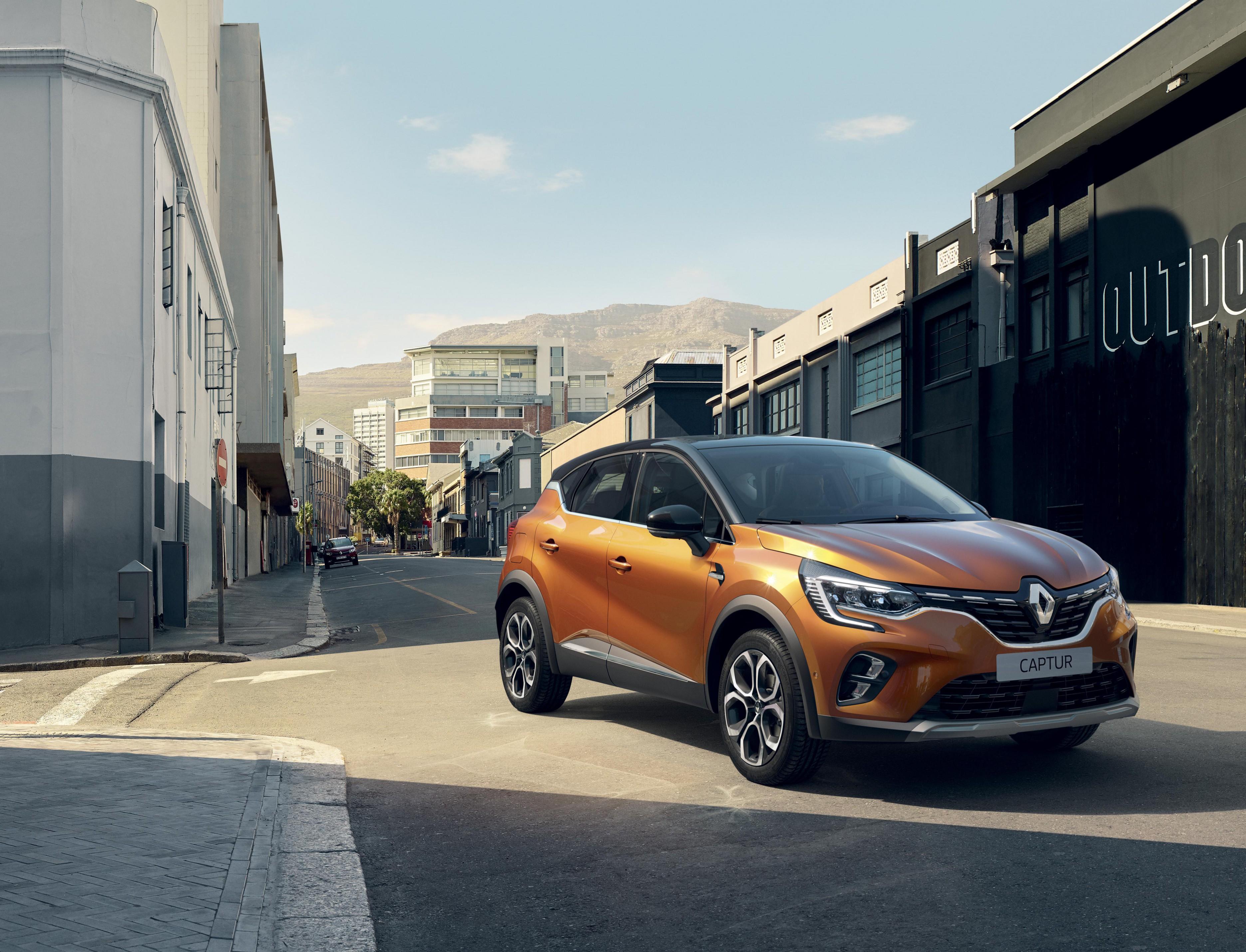 Photo of Yeni Renault Captur Gün Yüzüne Çıkıyor