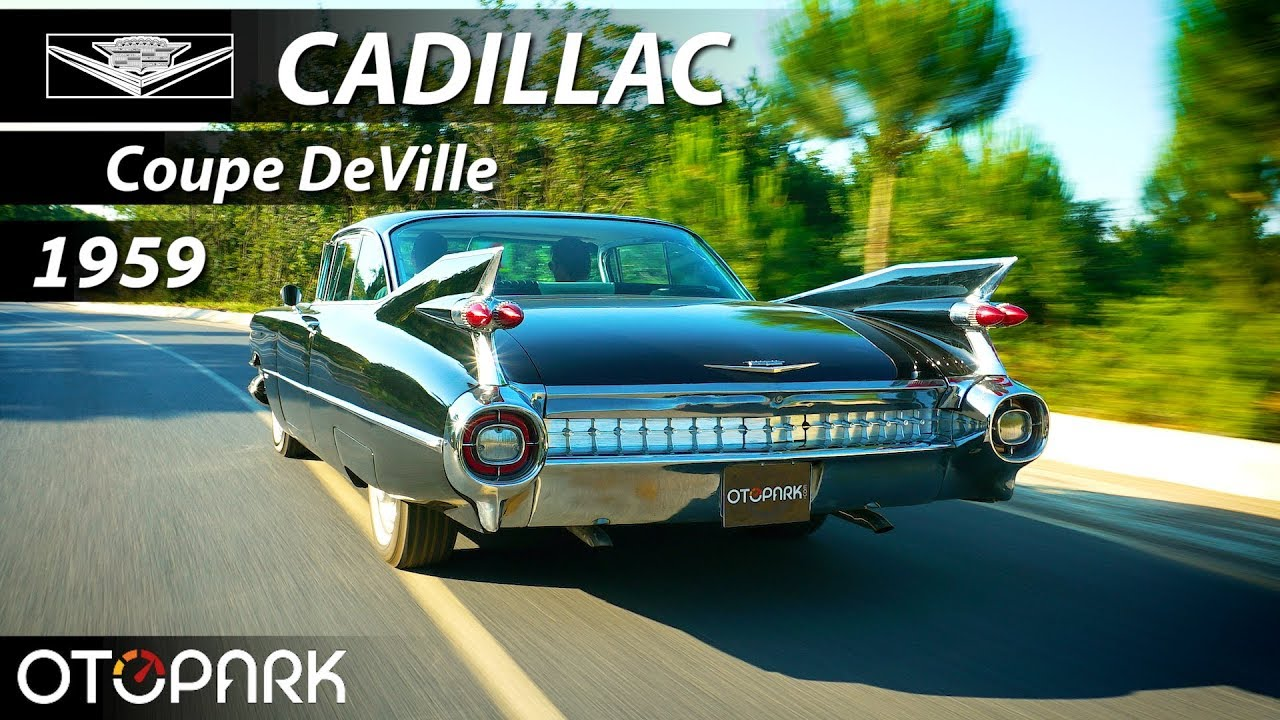 Photo of 1959 Cadillac Coupe DeVille | 5.7 metrelik dev! | TEST