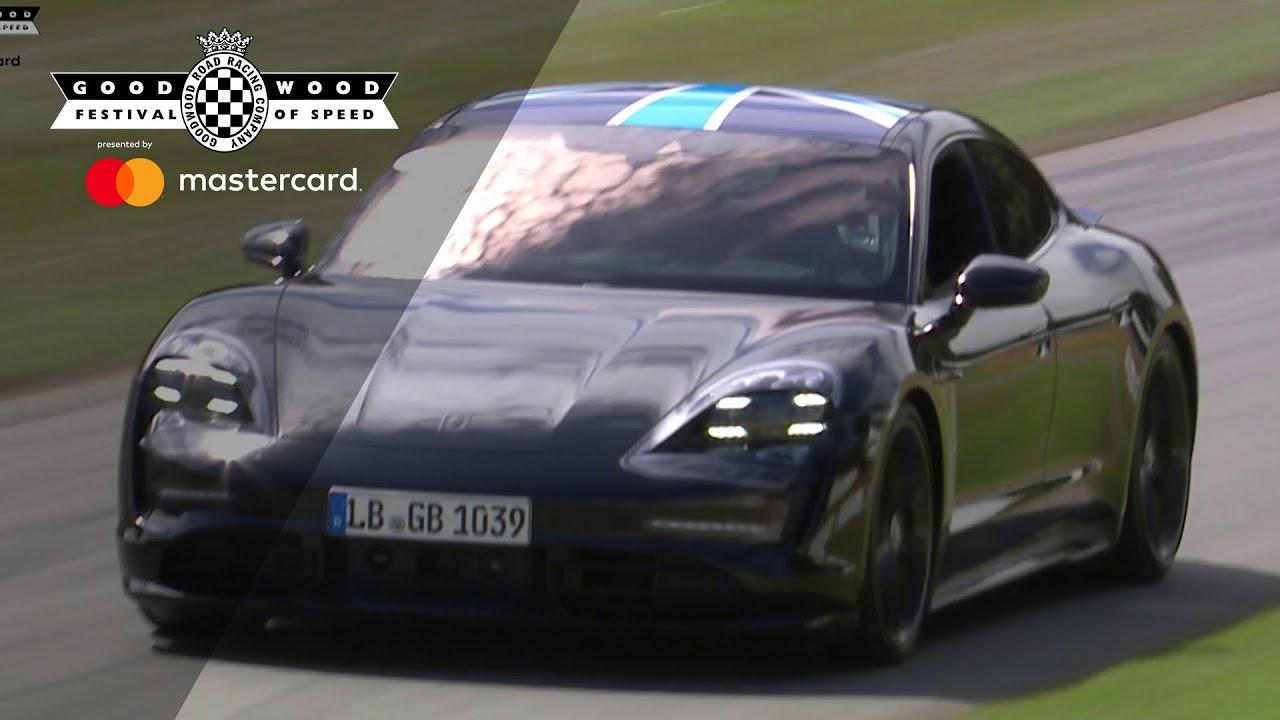 Photo of Porsche Taycan Çin'de ilk kez piste çıktı (Video)