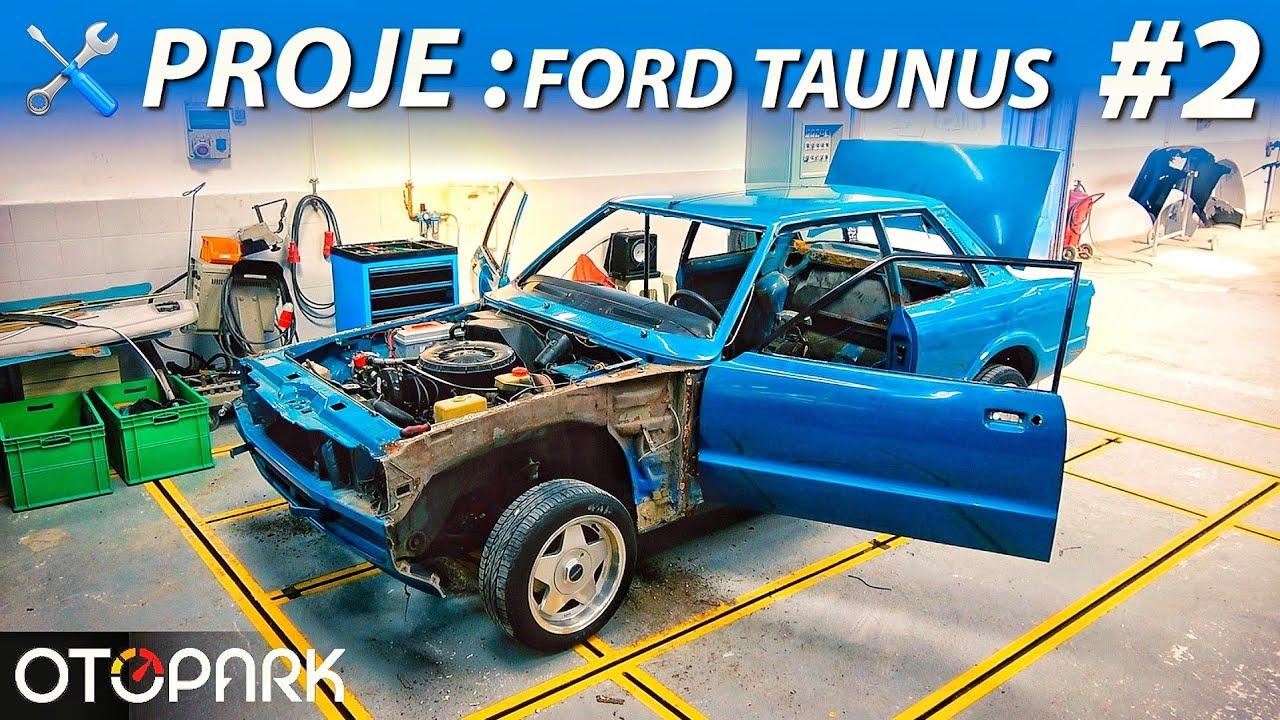 Photo of Proje: Ford Taunus | Bölüm #2 | Söküyoruz !