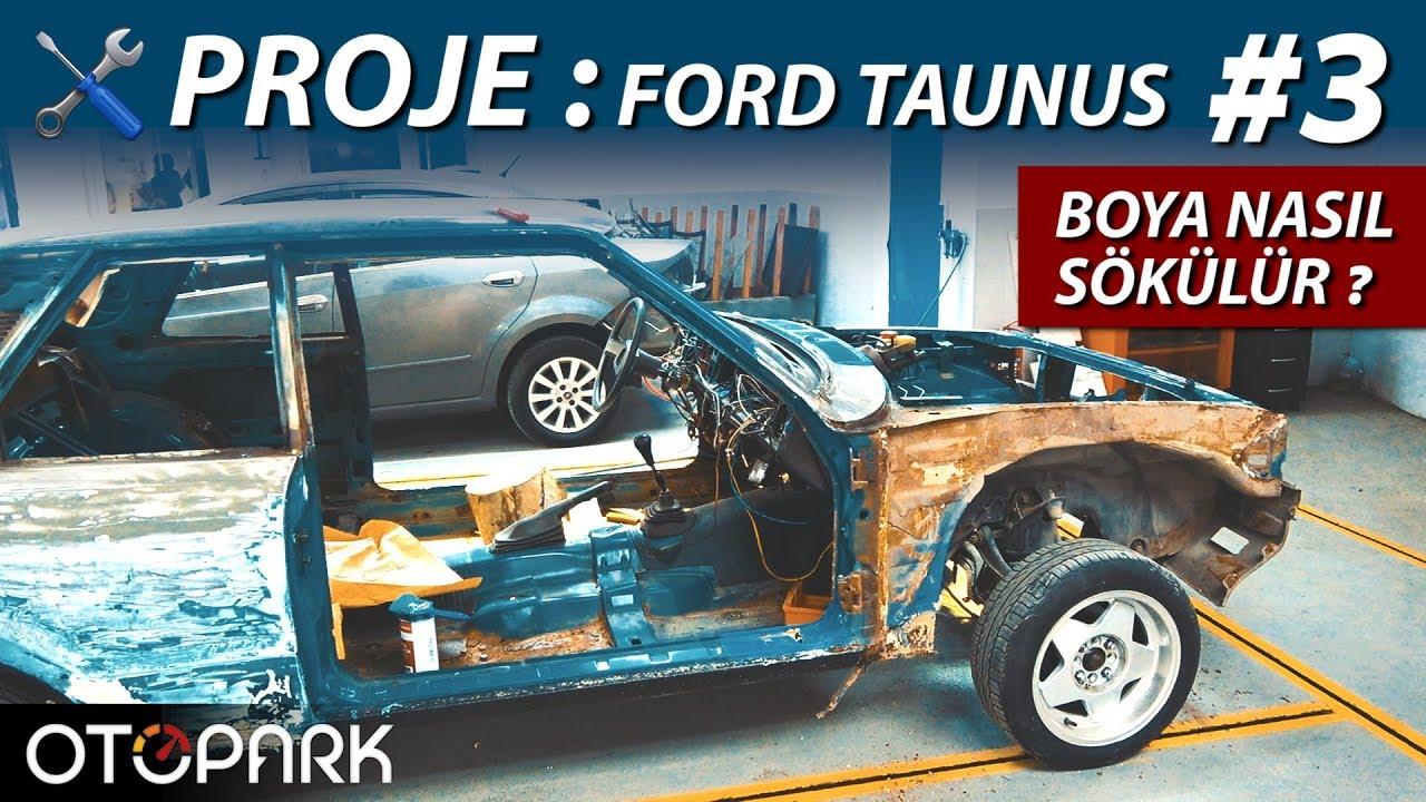 Photo of Proje: Ford Taunus   Bölüm #3   Kaportanın gerçek durumu !?