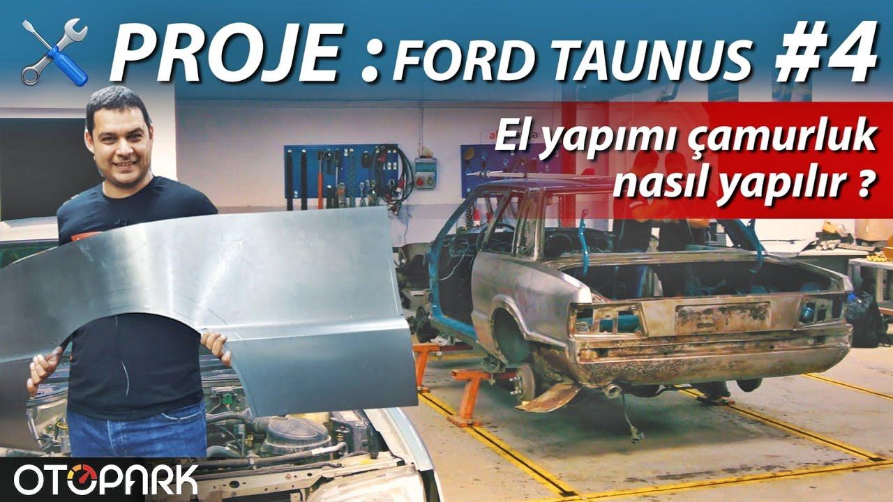 Photo of Proje: Ford Taunus   Bölüm #4   Sıfırdan kaporta yapmak !?