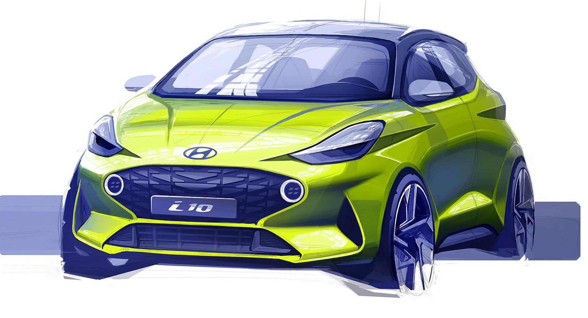 Photo of Yeni Hyundai i10, ilk resmi detaylarıyla ortaya çıktı