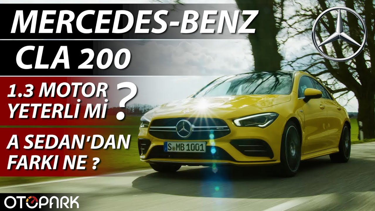 Photo of Mercedes-Benz CLA 200 | A Sedan'dan farkı ne? | TEST