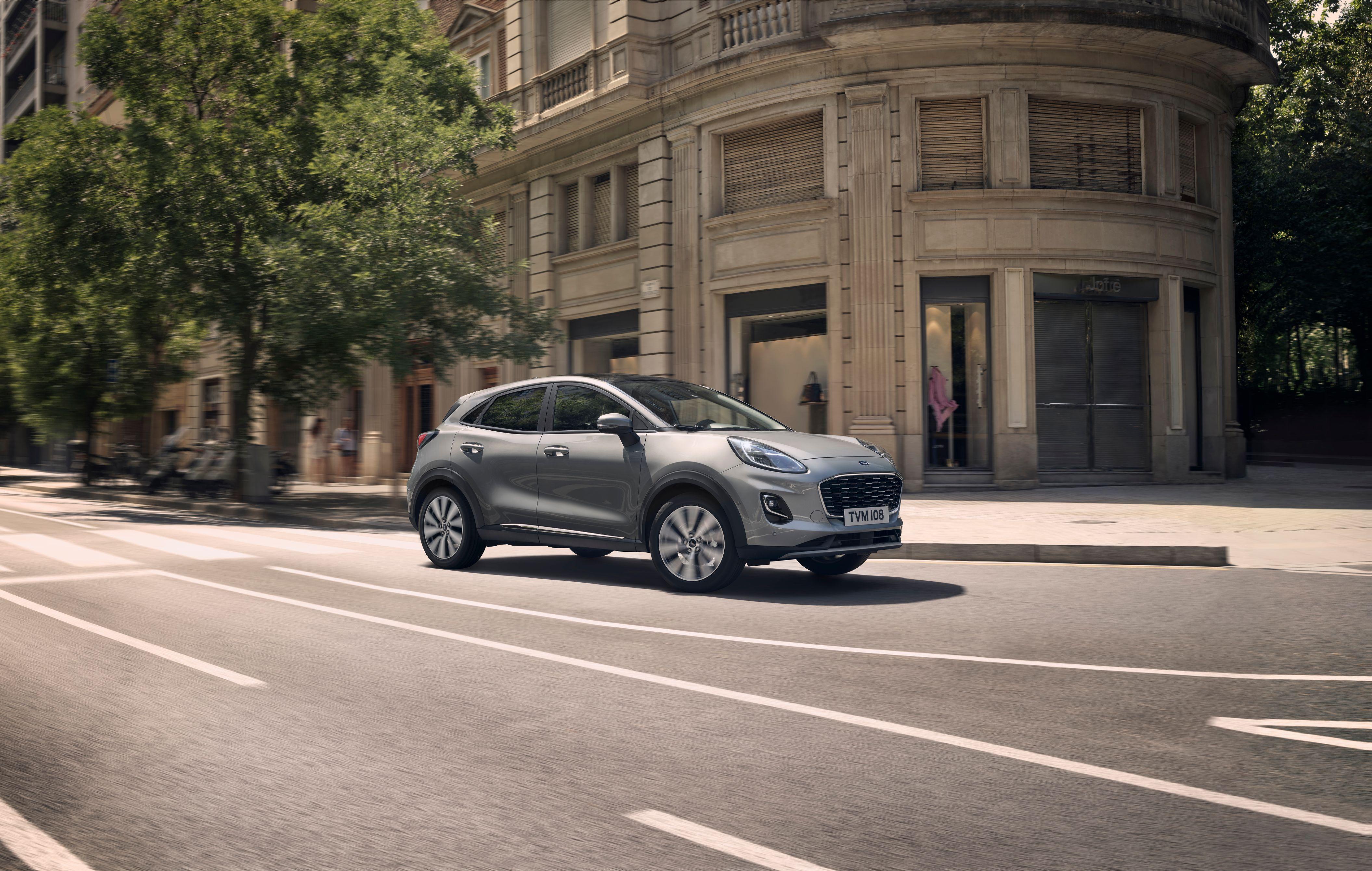 Photo of Ford'un yeni gözdesi; Karşınızda Puma Titanyum X